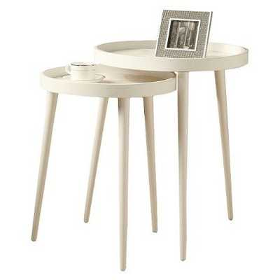 Accent Table - Monarch Specialties-White - Target