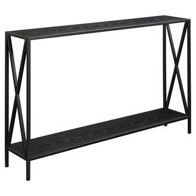 Tucson Console Table - Weathered Gray - Target
