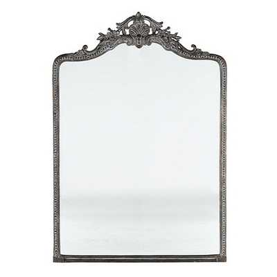 Beaudry Mirror - Oil Rubbed Bronze - 45x32 - Ballard Designs