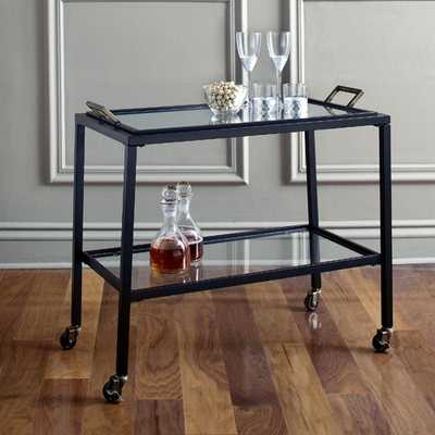 McAllister Bar Cart - Wayfair