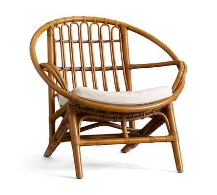 Luling Rattan Chair - Pottery Barn