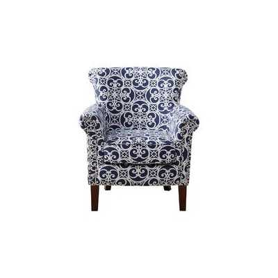 Brooke Club Chair - Wayfair