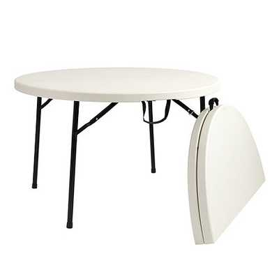 "Folding 48"" Party Table - Ballard Designs"