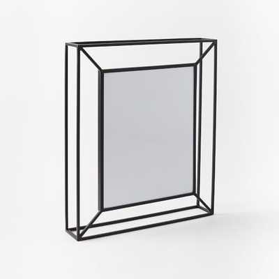 """Umbra Matrix Frame - Black - 8""""x10"""" - West Elm"""