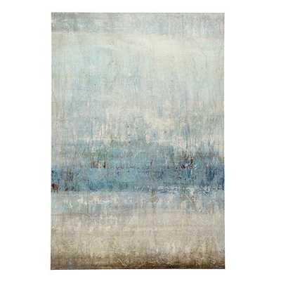 "Nordic Abstract Art - Print II - 35""H X 24""W - unframed - Ballard Designs"
