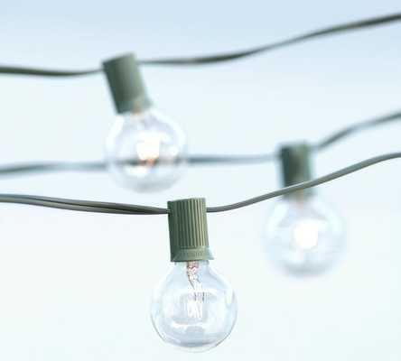 Globe String Lights - Pottery Barn