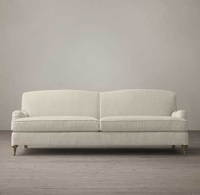 BARCLAY UPHOLSTERED SOFA - 7' Classic, Down Feather Fill - RH