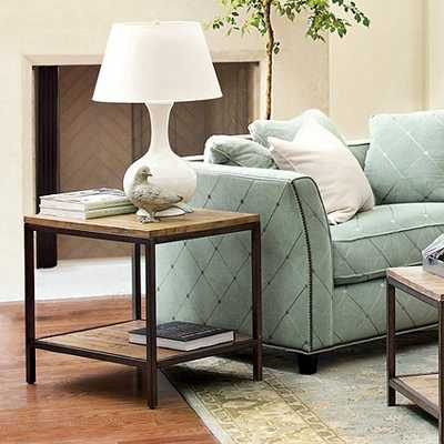 Durham Rectangle End Table - Ballard Designs