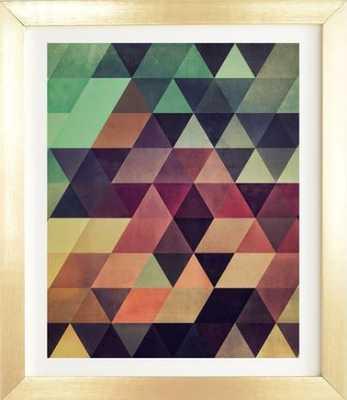 TRYYPYYZE Framed Wall Art By Spires - Wander Print Co.