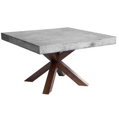 Warwick Square Dining Table - High Fashion Home