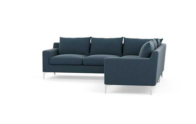 SLOAN CORNER SECTIONAL - Interior Define
