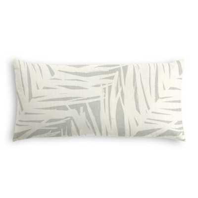 Lumbar Pillow  Istria - Silver - Loom Decor