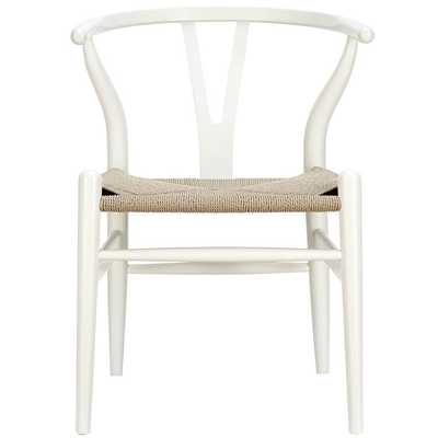 AMISH DINING WOOD ARMCHAIR - Modway Furniture
