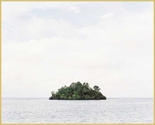 """Island - 34""""x28"""" - Artfully Walls"""