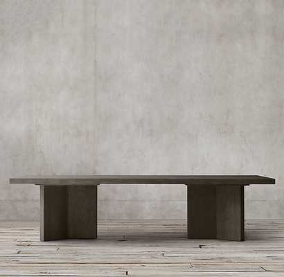 LUDLOW RECTANGULAR DINING TABLE - RH