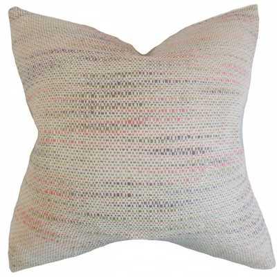 Lakota Stripes Pillow Bubble Gum - Linen & Seam