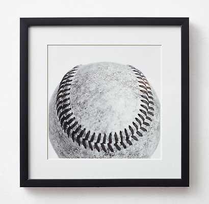 Vintage Sports Gear Photography - Baseball - RH