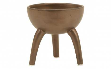 MOTT FOOTED BOWL - Jayson Home