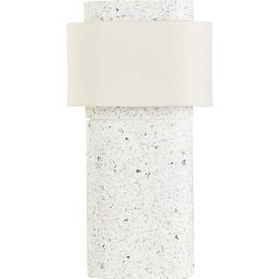 shiro table lamp - CB2