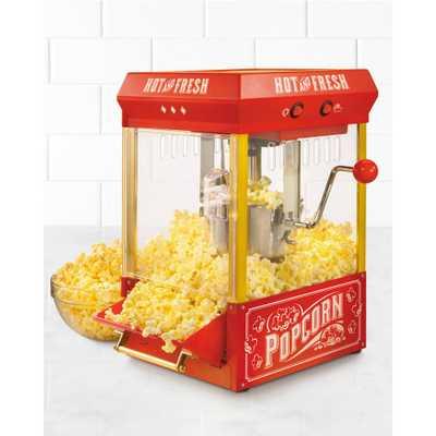 Vintage Collection Kettle Popcorn Maker - Home Depot