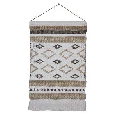 Woven Wall Hanging - Cream/Neutral - Target