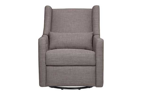 KIWI ELECTRONIC RECLINER AND SWIVEL GLIDER - Babyletto