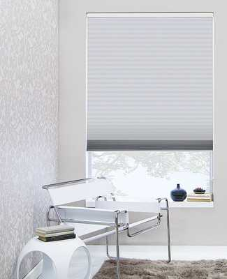"""Cellular Shades, 3/4"""" Light Filtering, Lace - The Shade Store"""