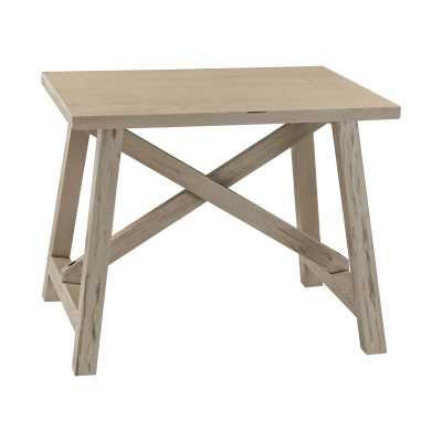 Driftwood Accent Table - Rosen Studio