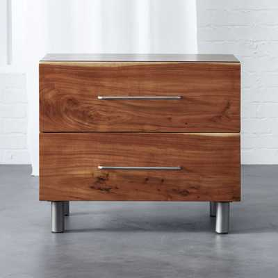 junction nightstand - CB2