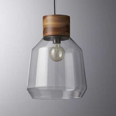 loft pendant light - CB2