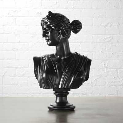 judy bust statue - CB2
