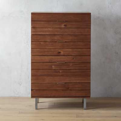 linear tall chest - CB2