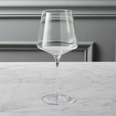 muse white wine glass - CB2