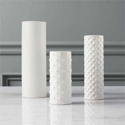 3-piece hat trick vase set - CB2
