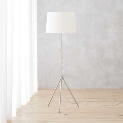 saturday floor lamp - CB2