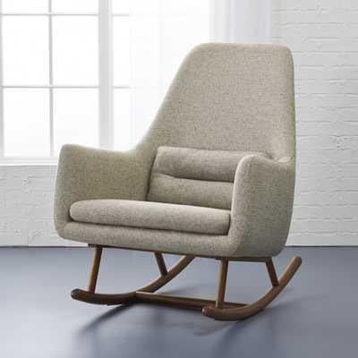 SAIC quantam rocking chair - CB2