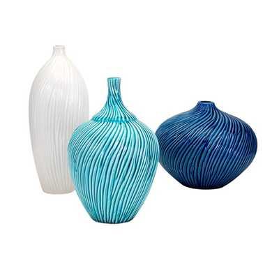 Reanna Vases - Set of 3 - Mercer Collection