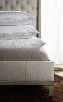 Down Alternative Sleeping Pillow Insert - Standard; Havenly Recommended Basic - Noble Feather Co.