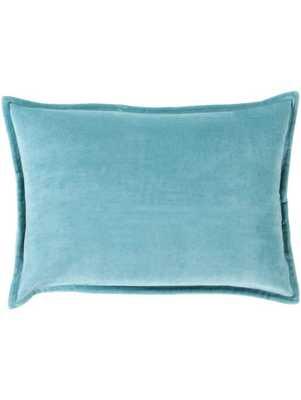 Maxen Pillow, Light Aqua - Lulu and Georgia