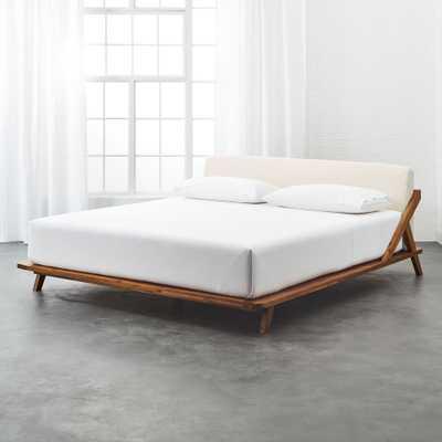 drommen king bed - CB2