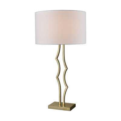 Groove Table Lamp - Rosen Studio