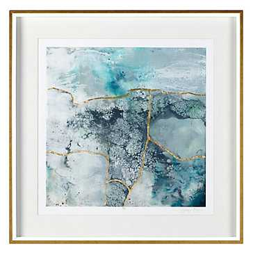 Sea Lace 1 - Limited Edition - Z Gallerie
