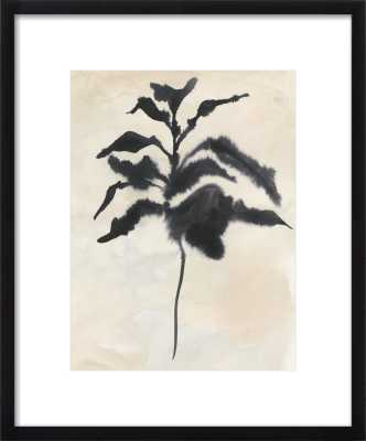 Blur by Emily Grady Dodge 16x20 with black frame - Artfully Walls