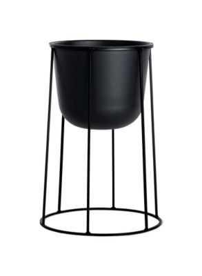 Wire Planter - Medium - Black - Design Within Reach