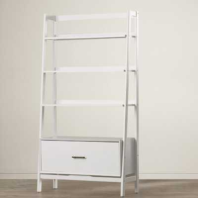 "Easmor 70"" Etagere Bookcase - Wayfair"