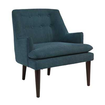 Wellfleet Mid Century Arm Chair - Wayfair
