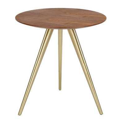 Airfoil End Table - Wayfair
