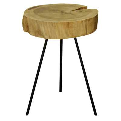 """Lombardi End Table"" - Wayfair"