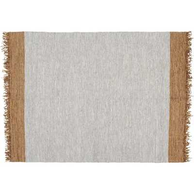 Natural Leather Dressage Rug 9'x12' - CB2