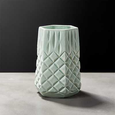 bea green vase - CB2